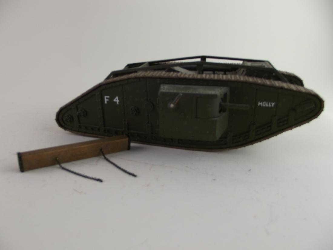 Bluejacket Mark IV Tank