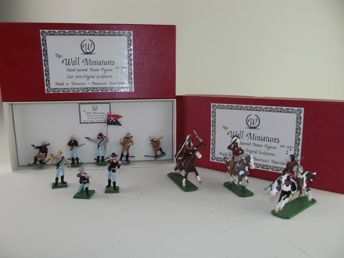 Ron Wall Miniatures Sioux Indian Wars