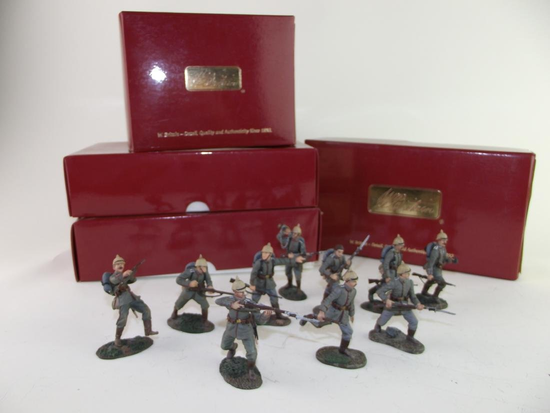 Britains WWI German Boxed Collection