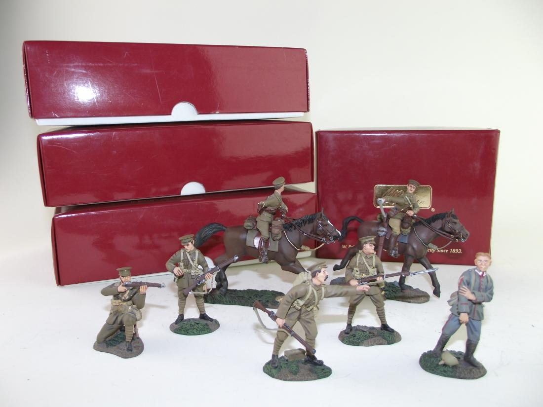Britains WWI British Boxed Collection