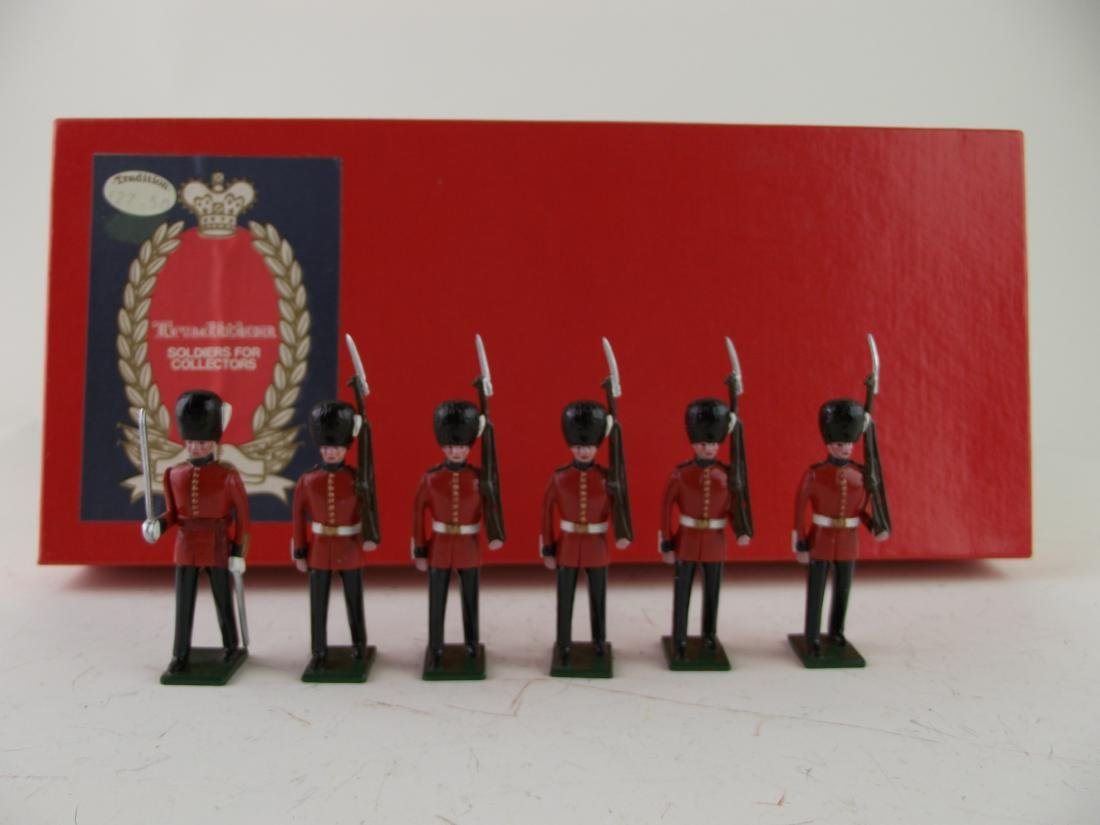 Tradition of London Grenadier Guards