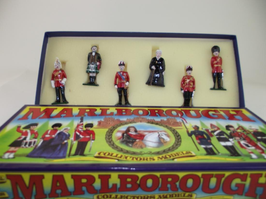Marlborough Queen Victoria  & General Staff