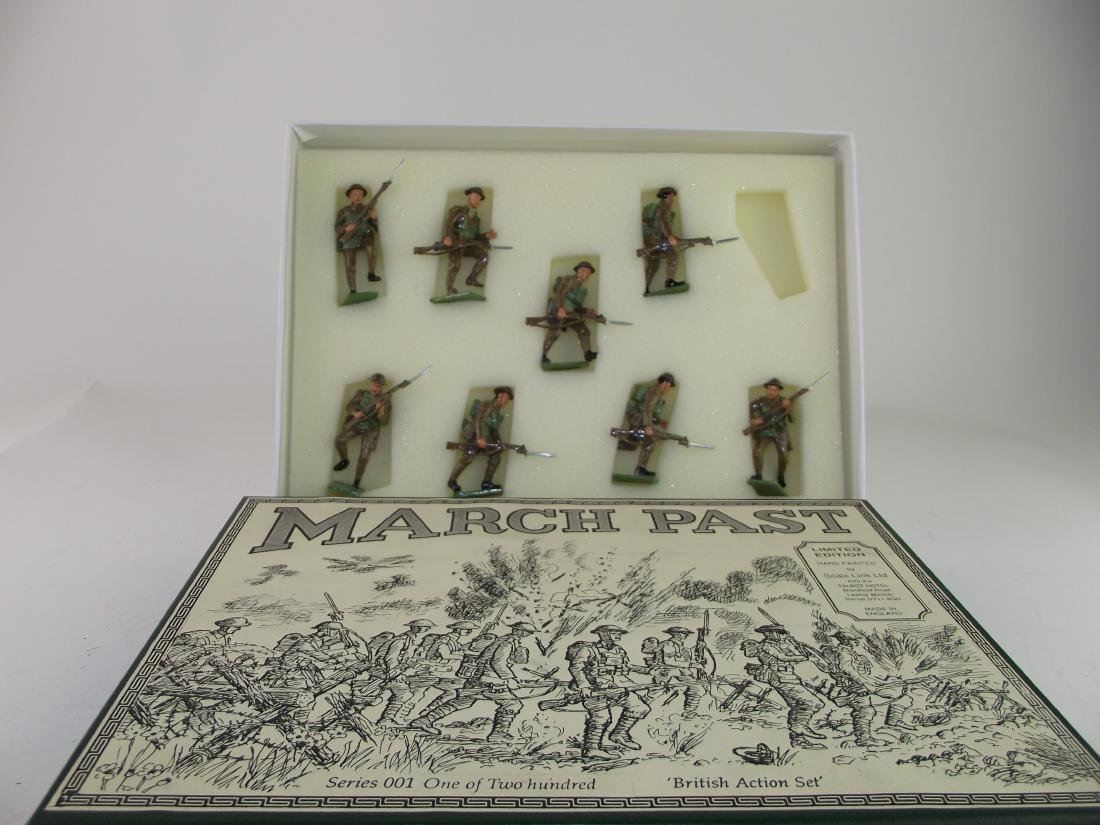 March Past Limited Ed. British Action Set