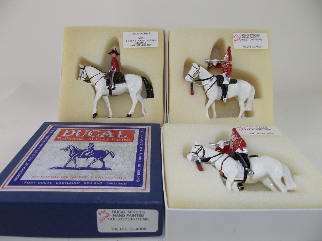 Ducal British Pageantry Sets