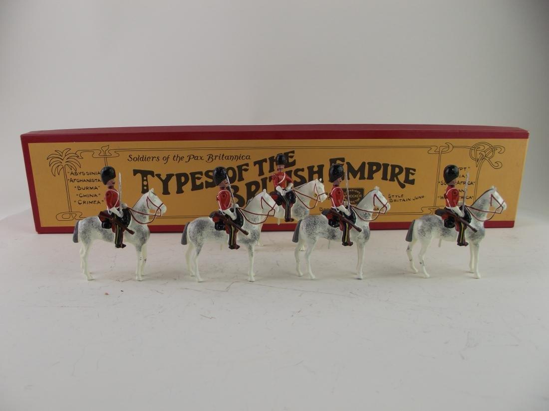 William Hocker 2nd Royal Dragoons