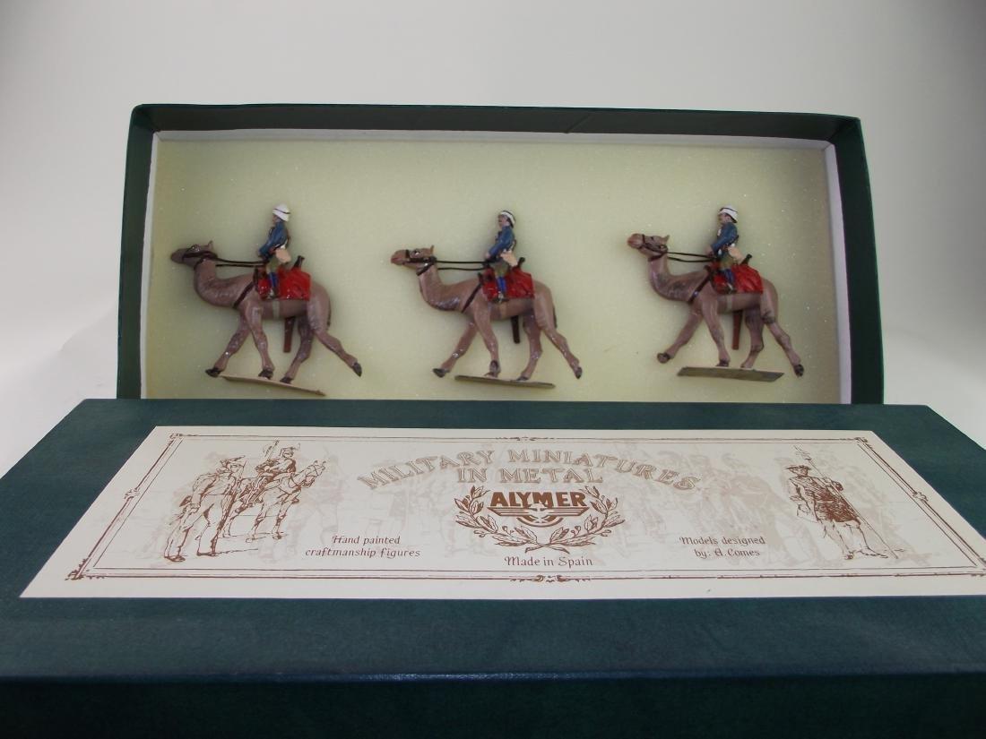 Alymer British Camel Corps