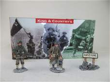 King  Country Battle of the Bulge GIs