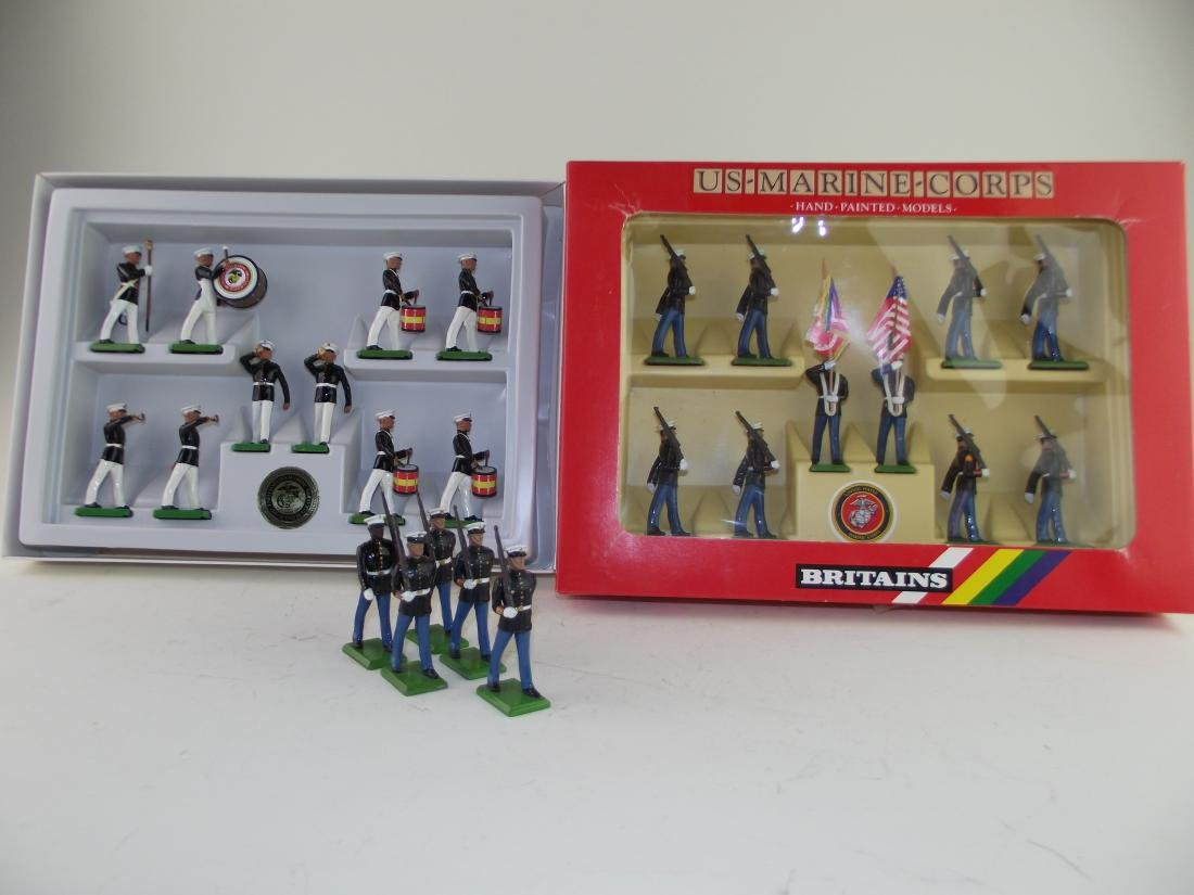 Britains US Marines Sets