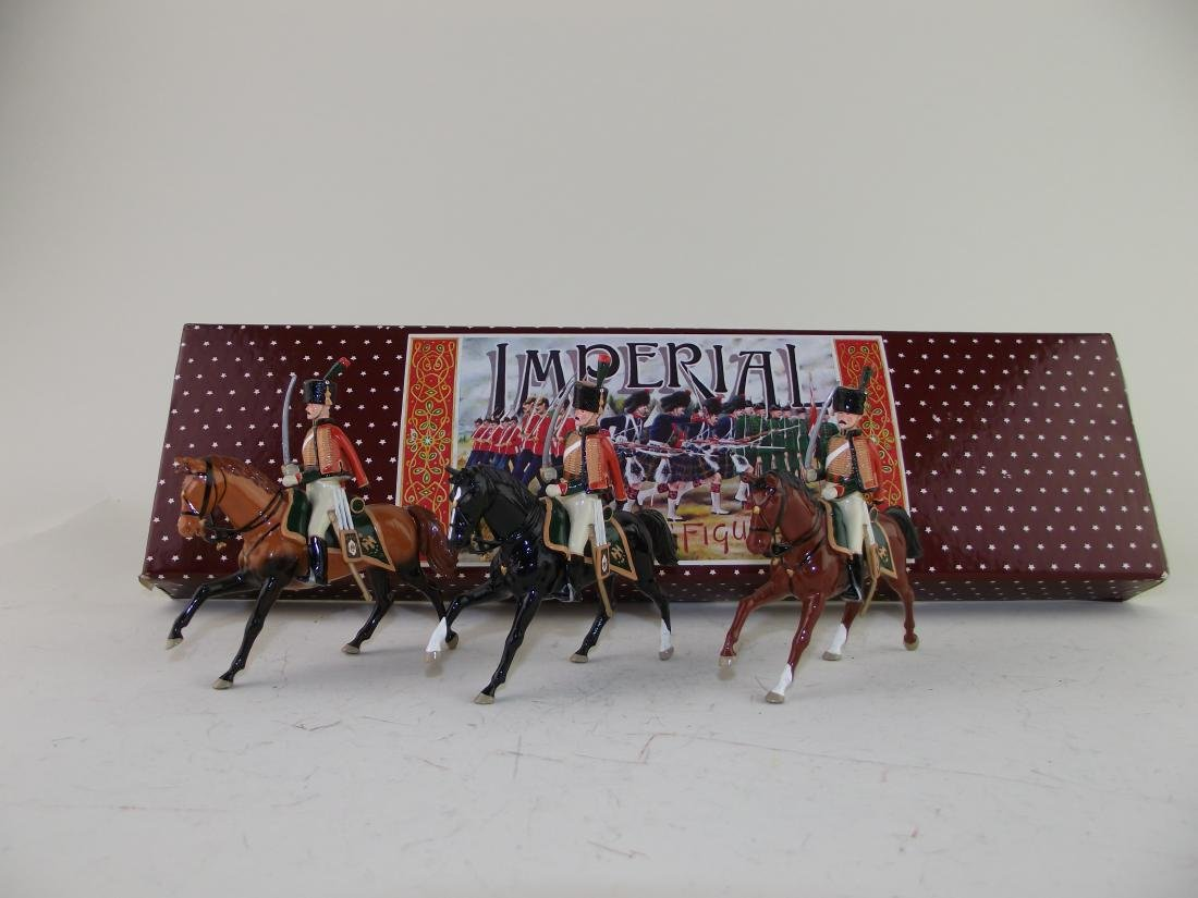 Imperial Chasseurs A Cheval