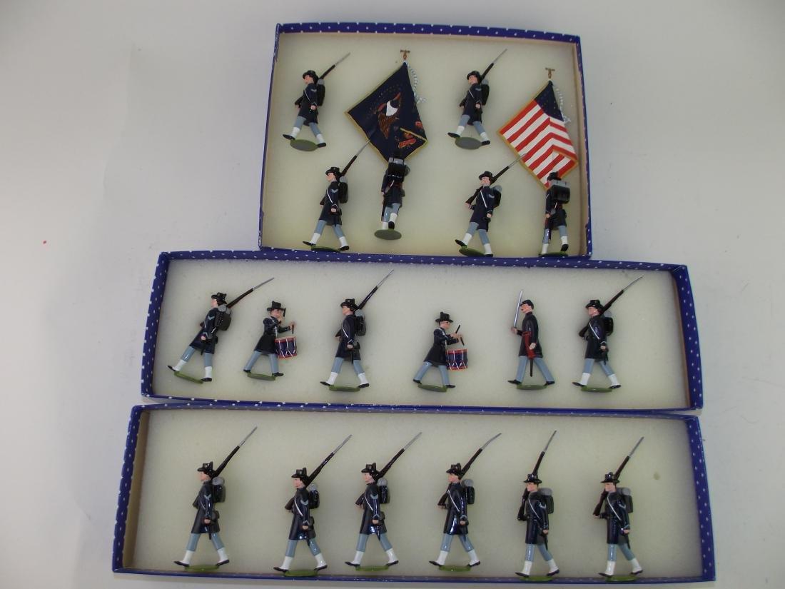 Imperial ACW Union Iron Brigade