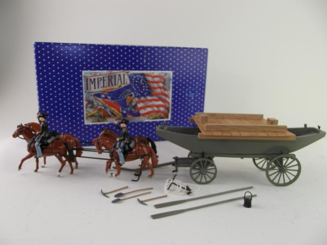 Imperial Union Pontoon & Wagon