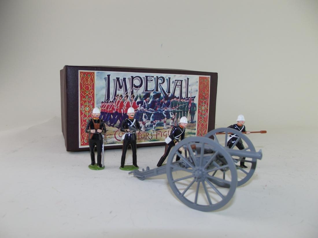 Imperial Zulu Wars Foot Artillery & Detachment