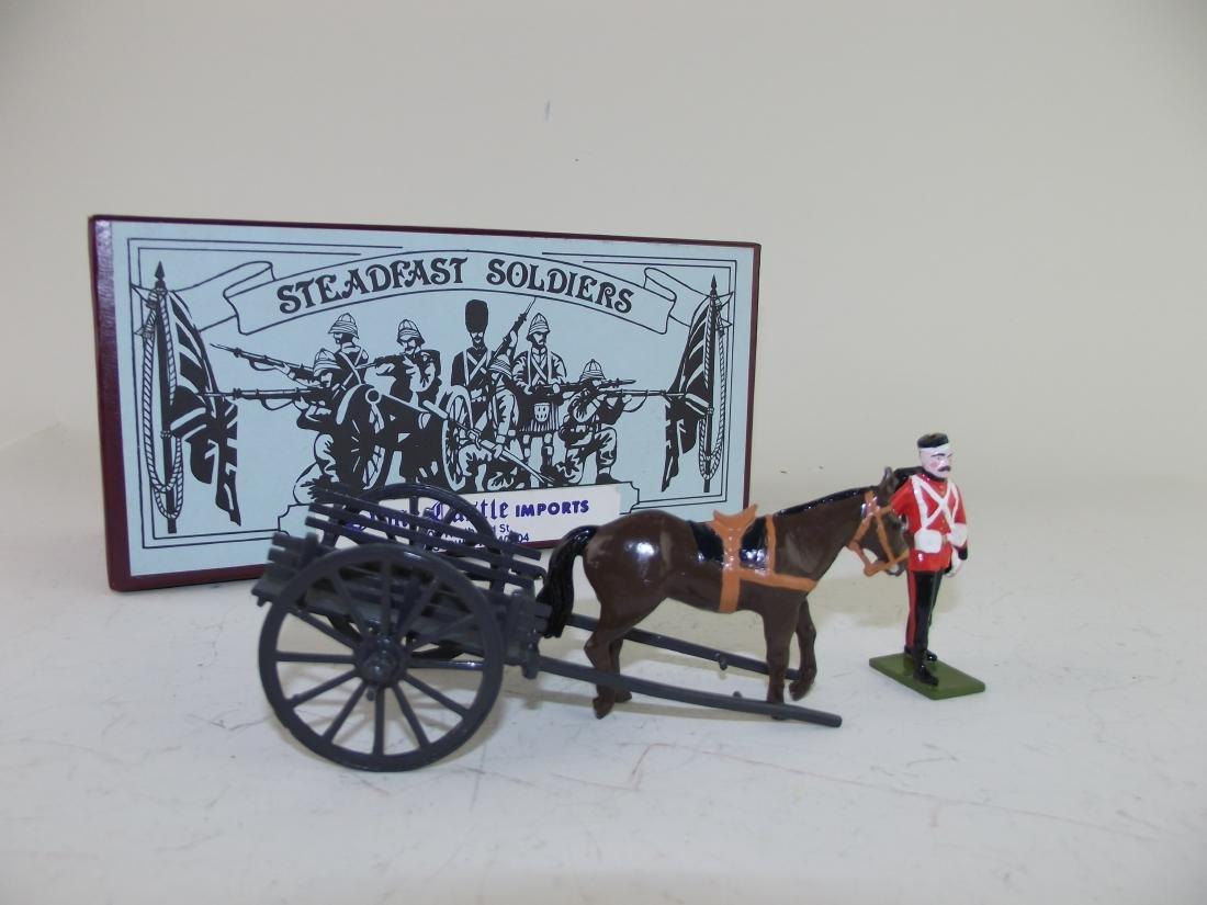 Steadfast Maltese Cart