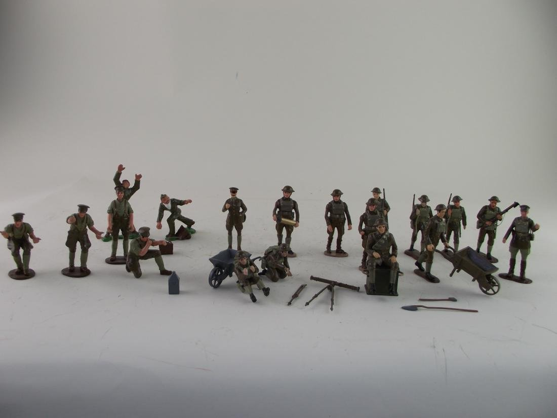 Doughboys WWI Glossy Collection
