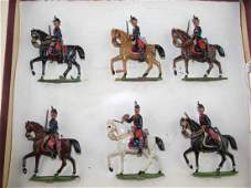 Rare Early German US Cavalry