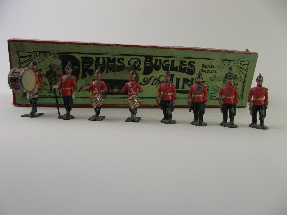 Britains Drums & Bugles of The Line Set No. 30