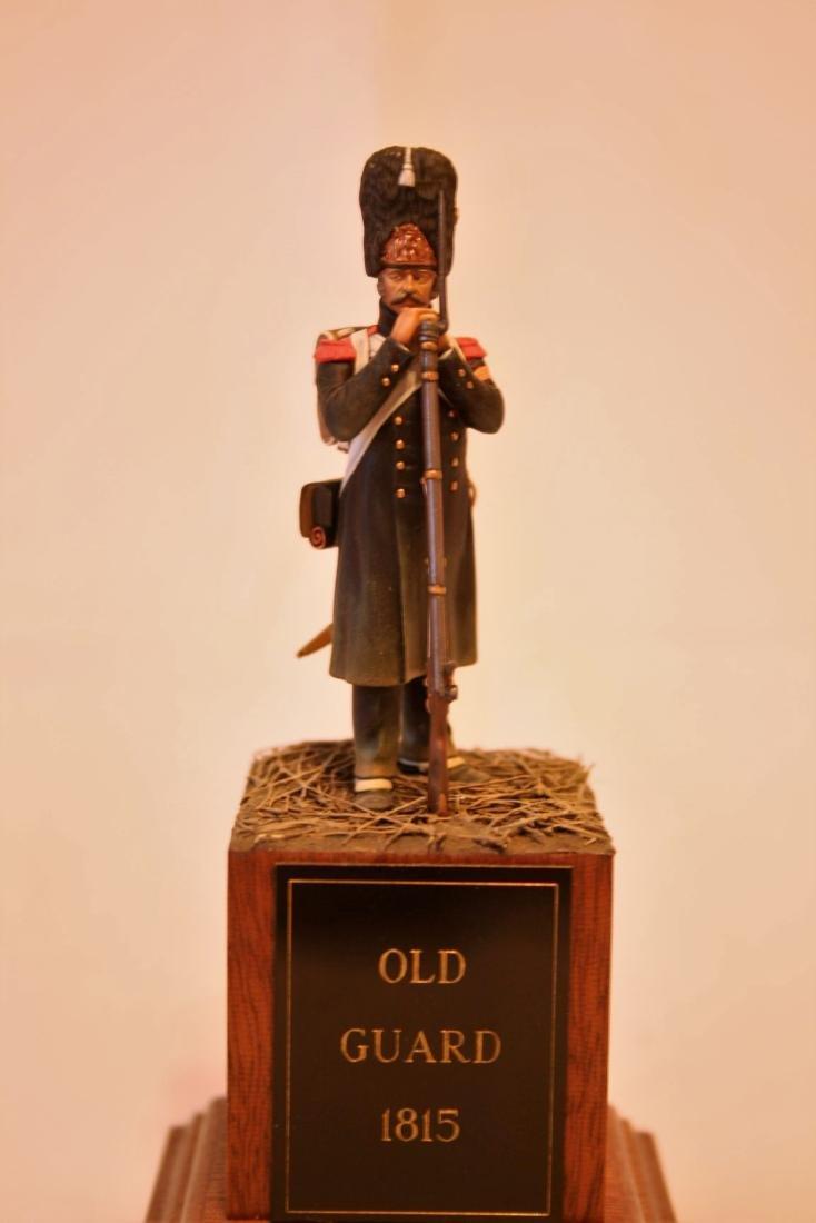 Napoleonic Military Miniature by David Lane