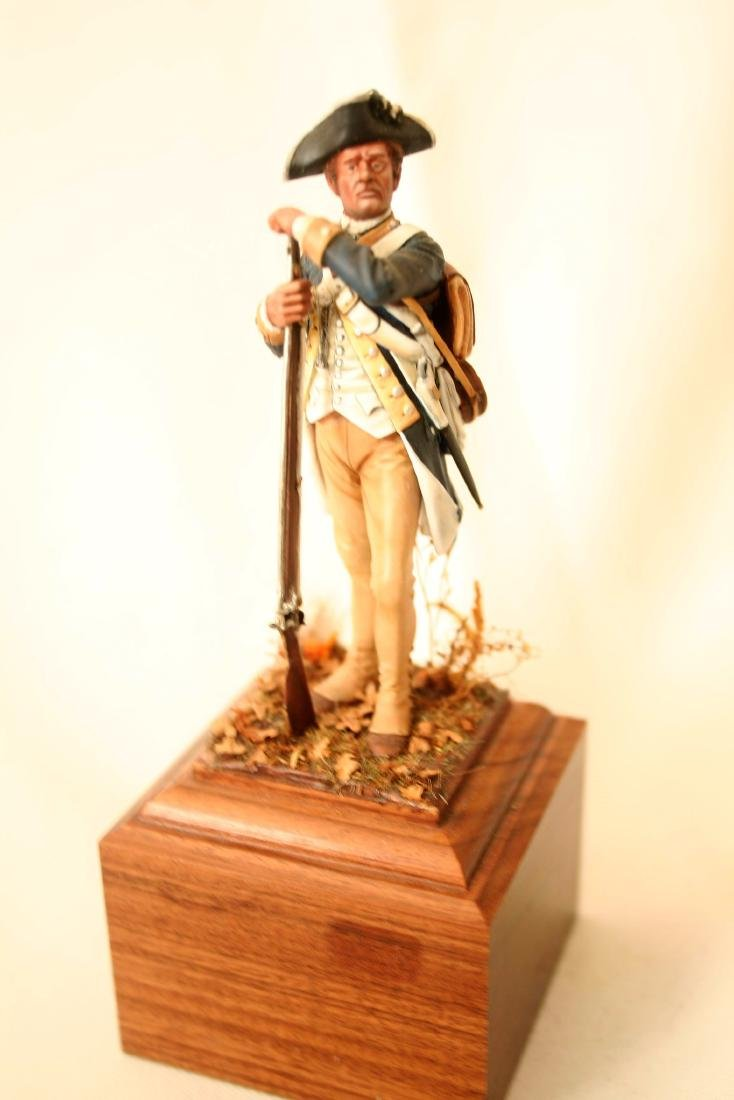 Revolutionary War Continental Military Miniature