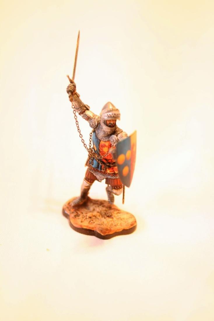 Medieval Knight on Foot