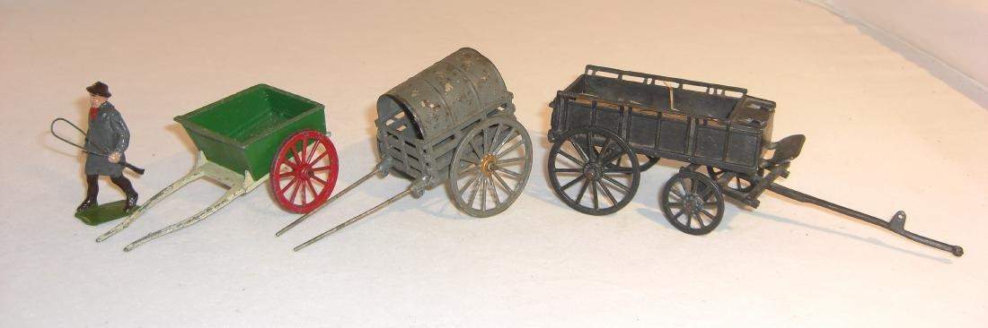Britains Wagons