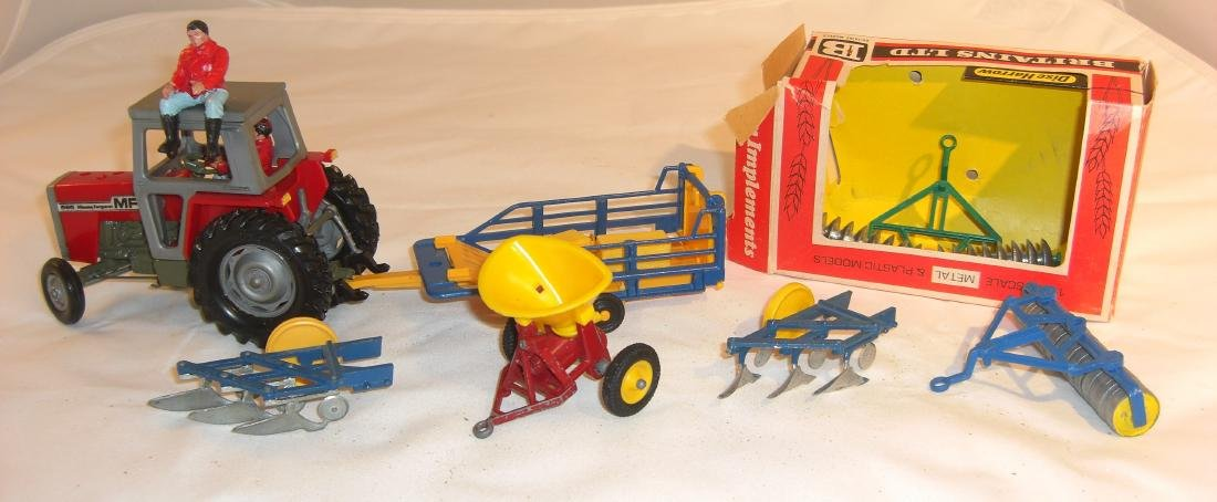 Britains Farm Equipment