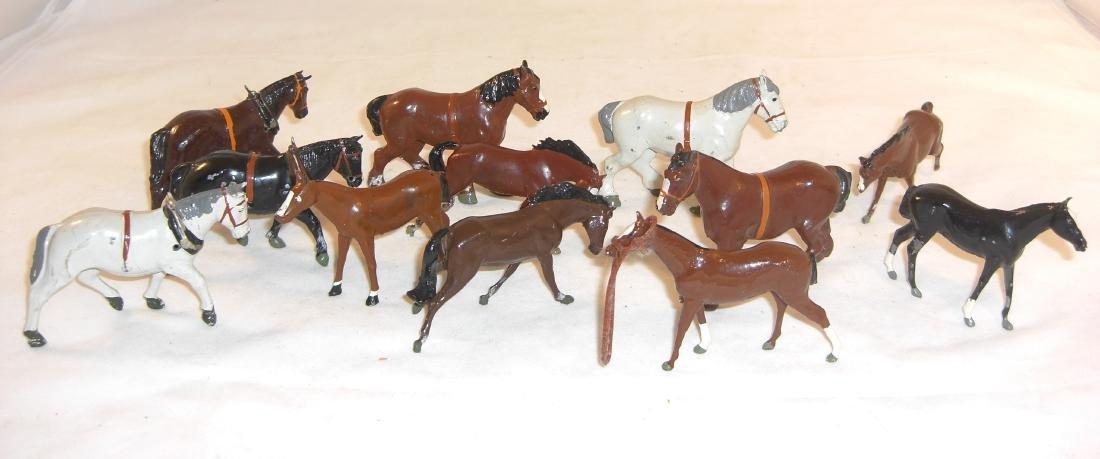 Britains Horses