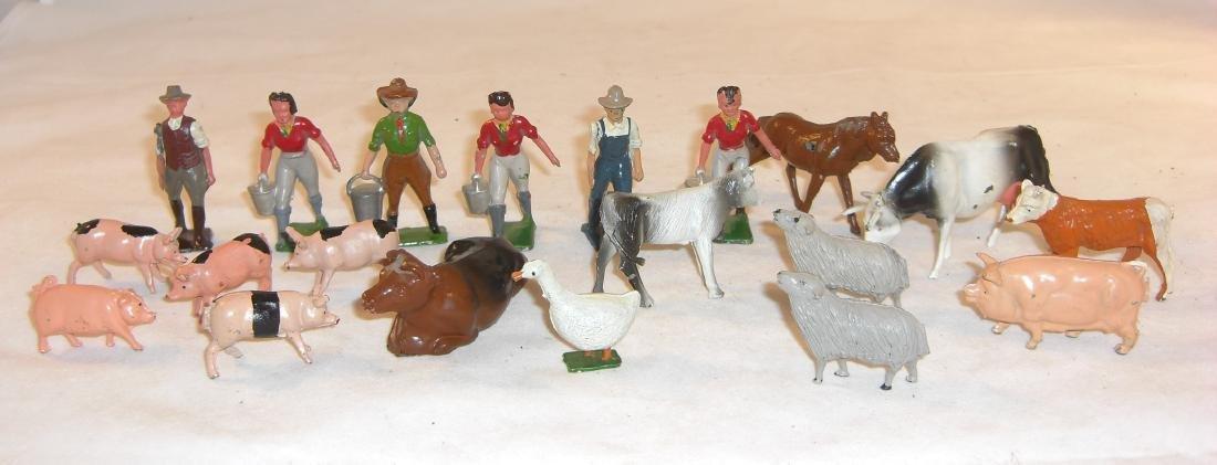 Fylde and Crescent Farm Animals