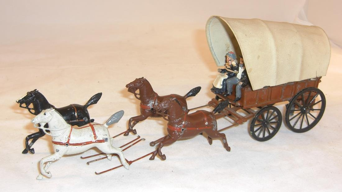 Britains Covered Wagon