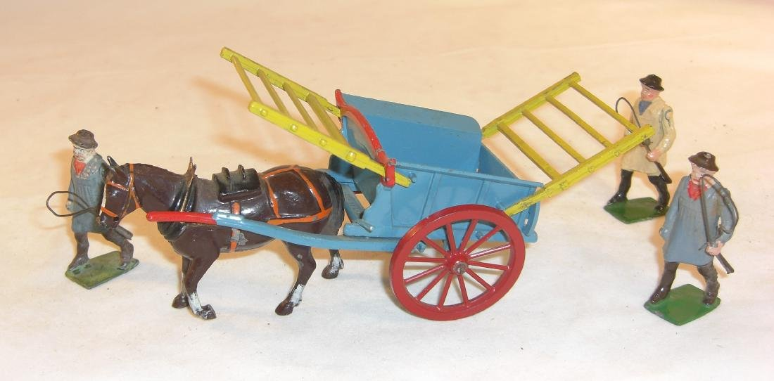 Britains #4-1 Tumbrel Cart