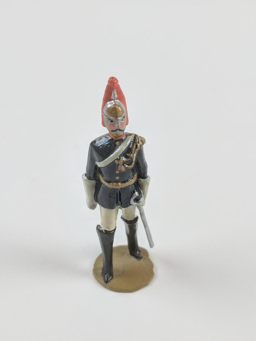 Bill O'Brien Special Paint Horse Guards Officer