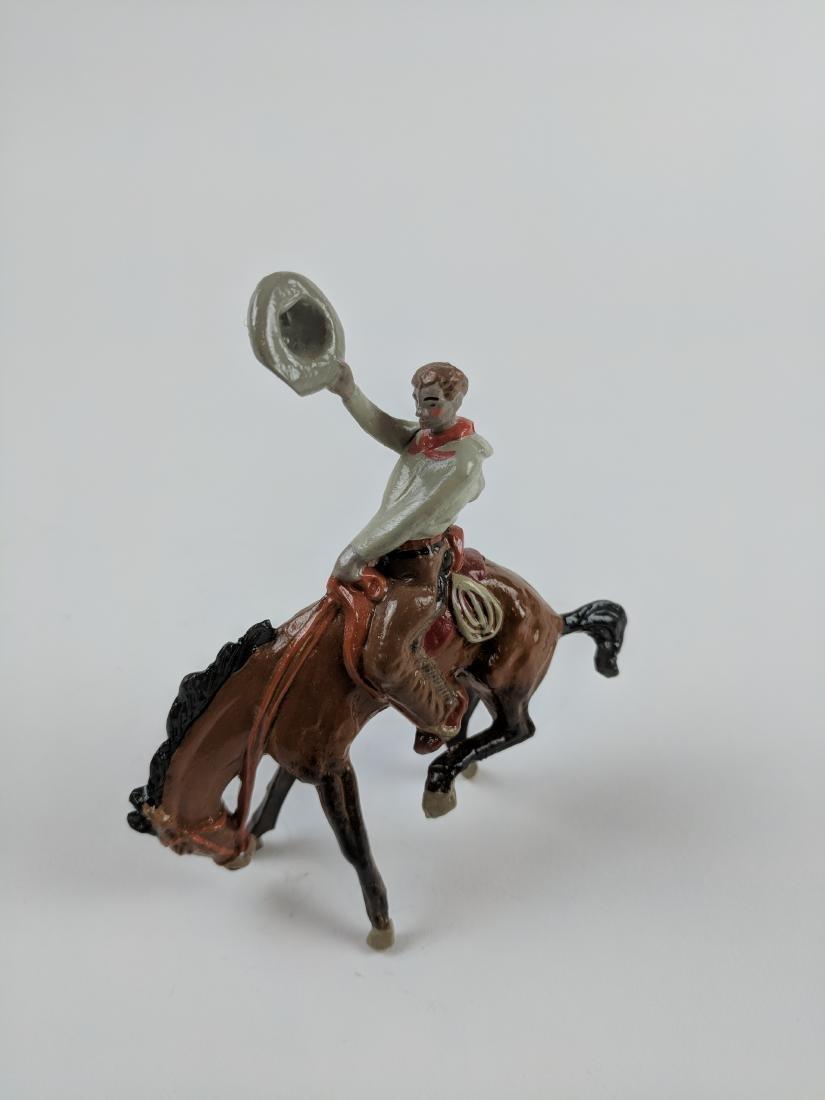 Bill O'Brien Special Paint Cowboy