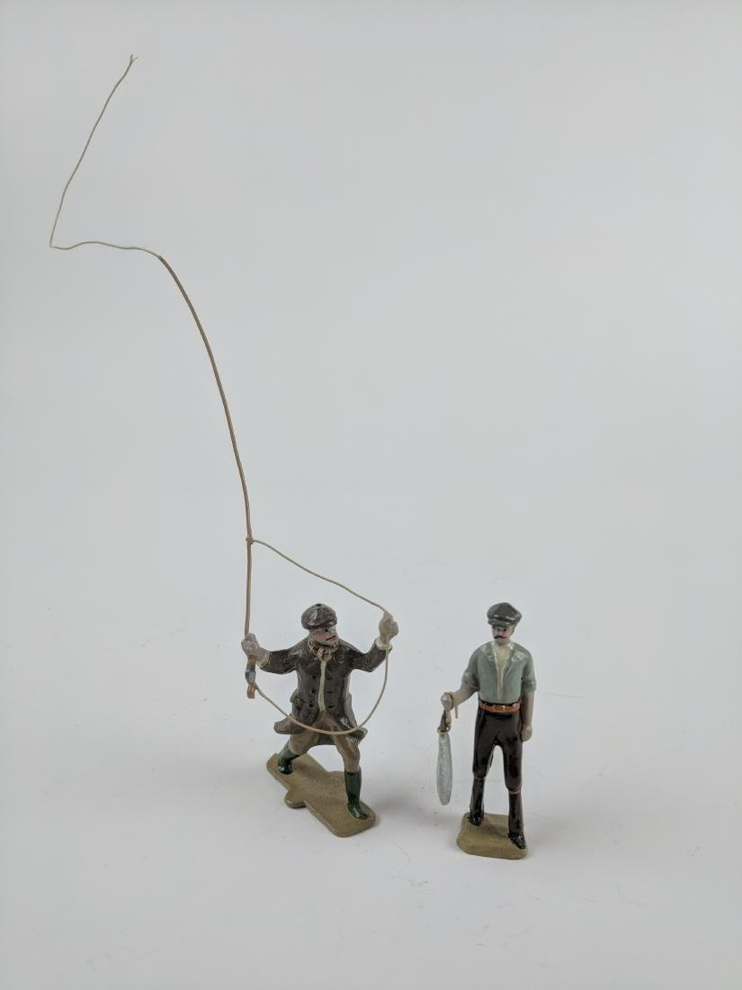 Bill O'Brien Special Paint English Fisherman