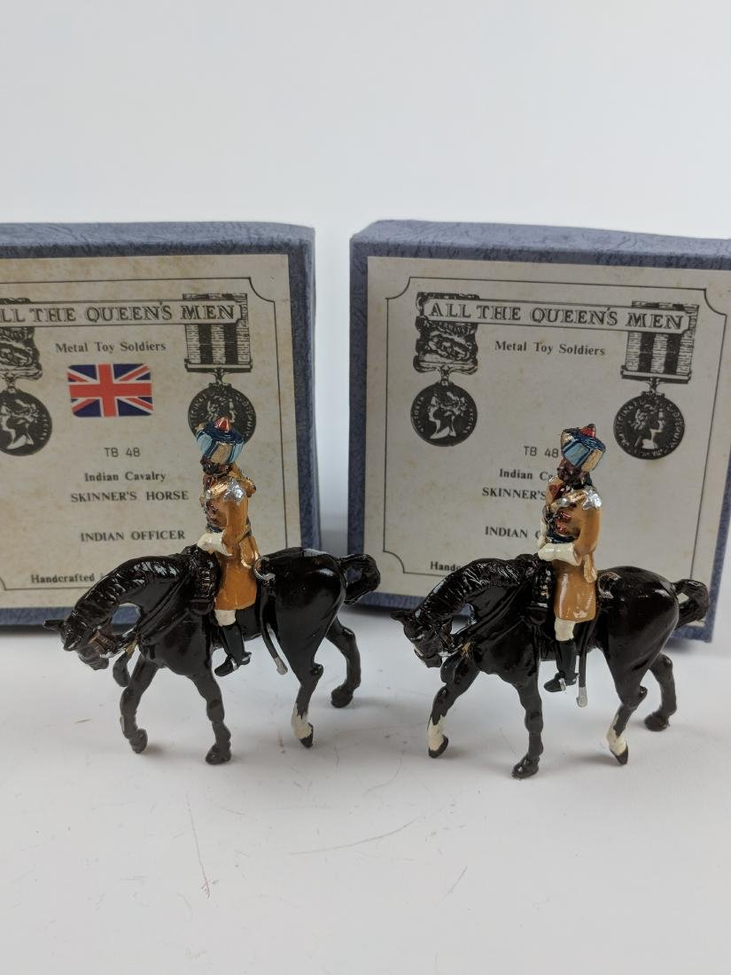 AQM TB48 Skinners Horse Indian Officer