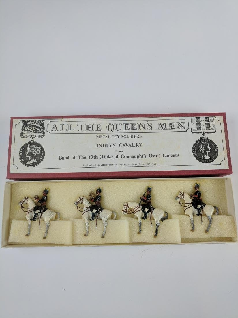 AQM TB104 Band of the 13th Lancers