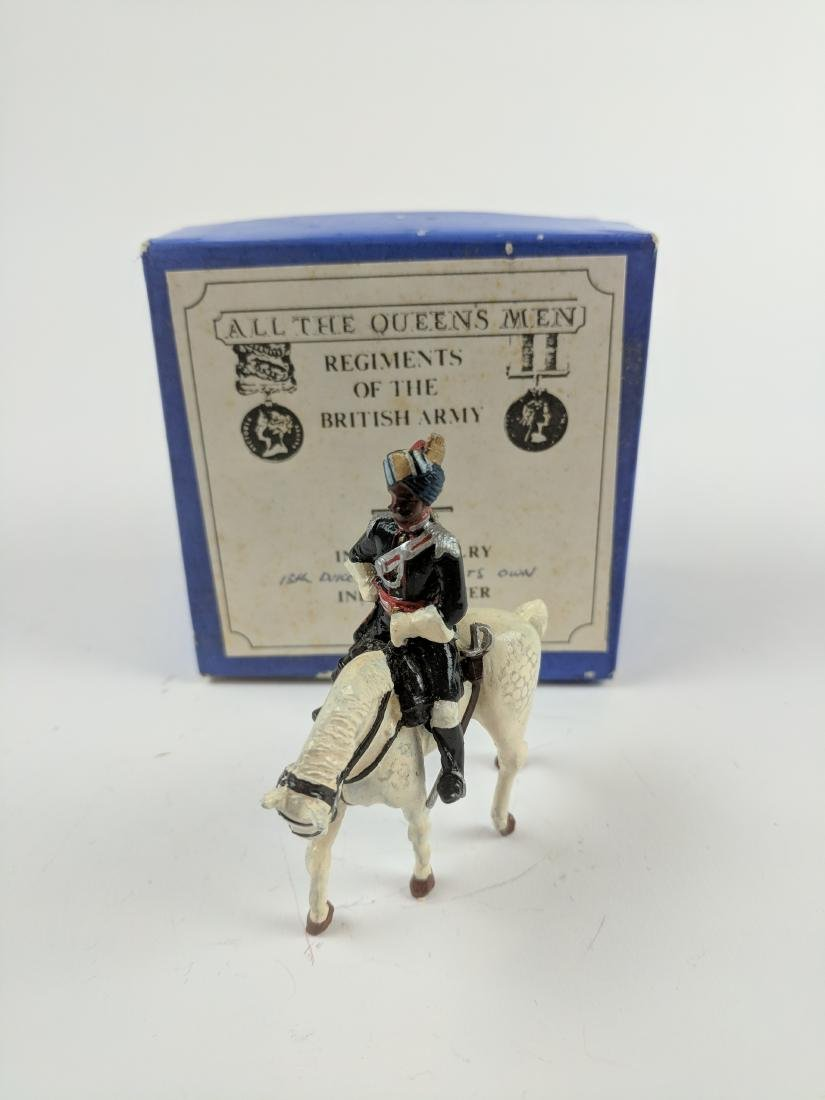 AQM TB106 13th Duke of Connaught's Own