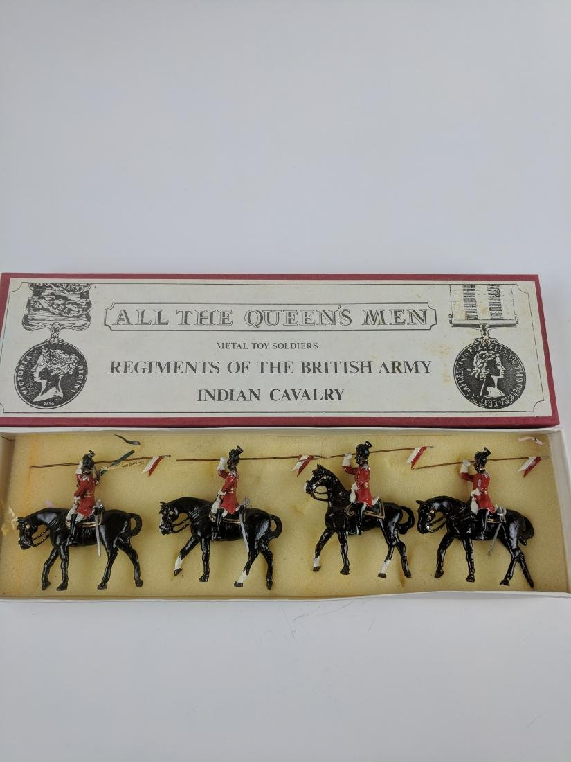 AQM TB115 Indian Cavalry Governor Generals'