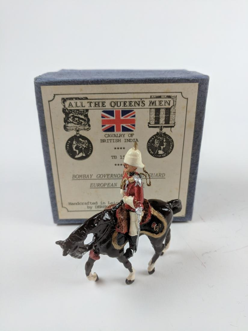 AQM TB158D Bombay Governors European Officer