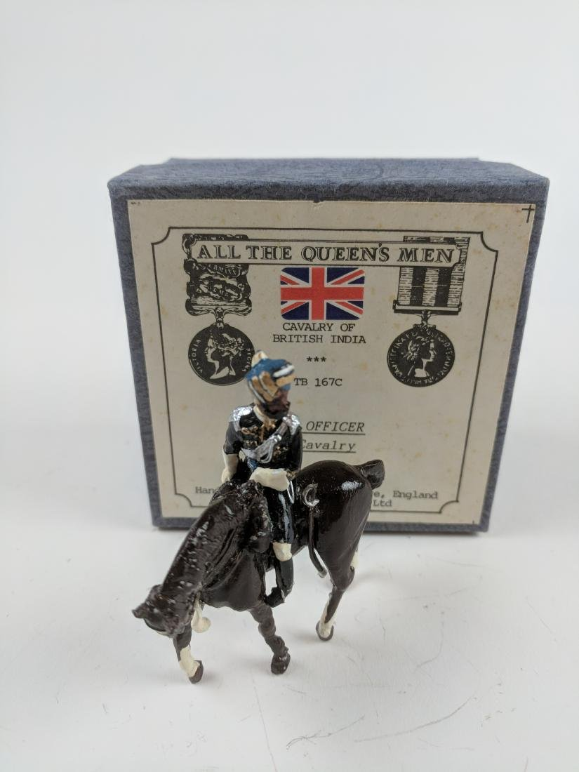 AQM TB C 17th Indian Cavalry Officer