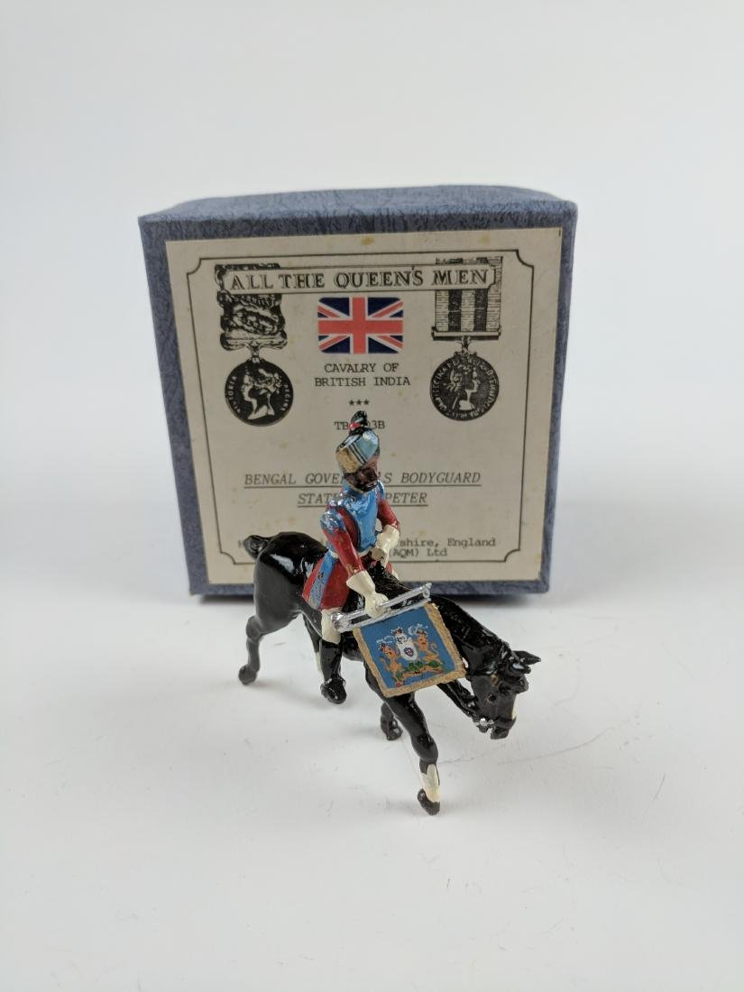 AQM TB203B Bengal Governors Bodyguard Trumpeter