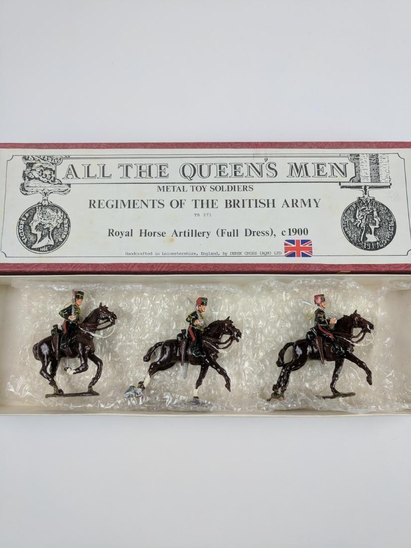 AQM TB271 Royal Horse Artillery