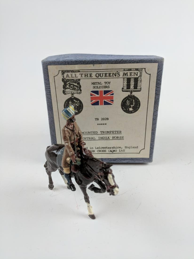 AQM TB282B Central Indian Horse Trumpeter