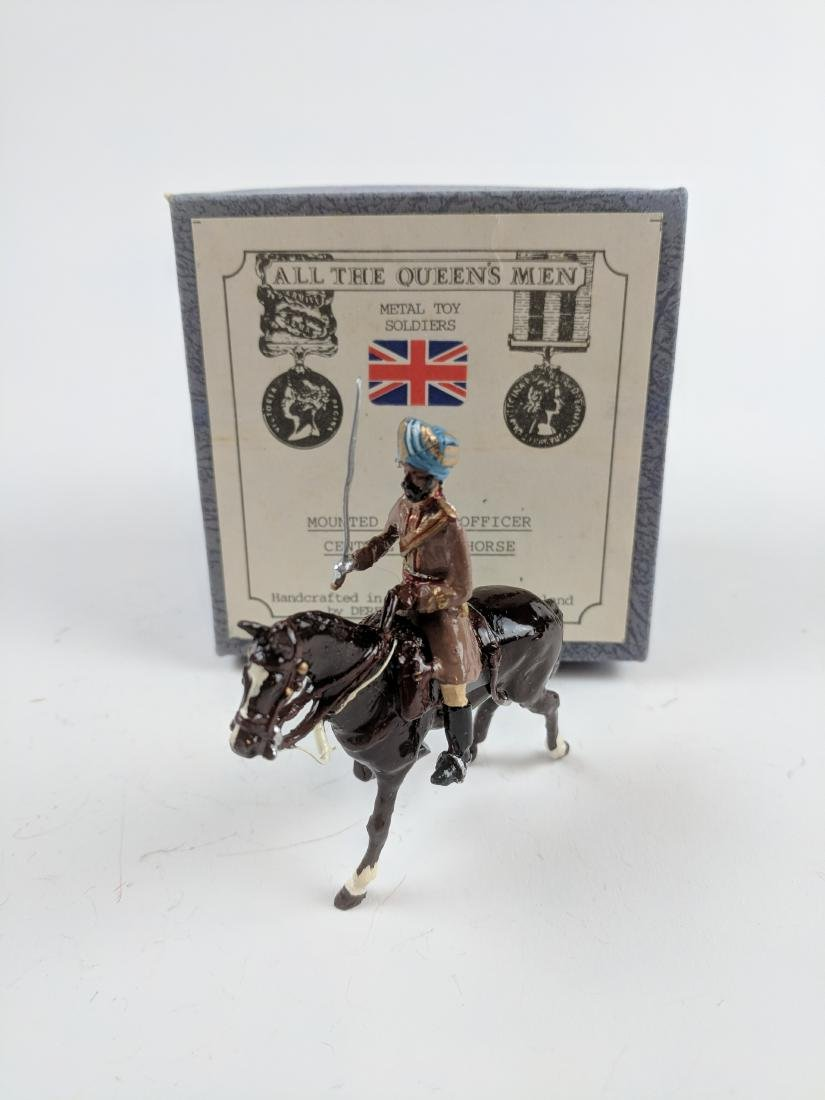 AQM TB283C Central India Horse Officer
