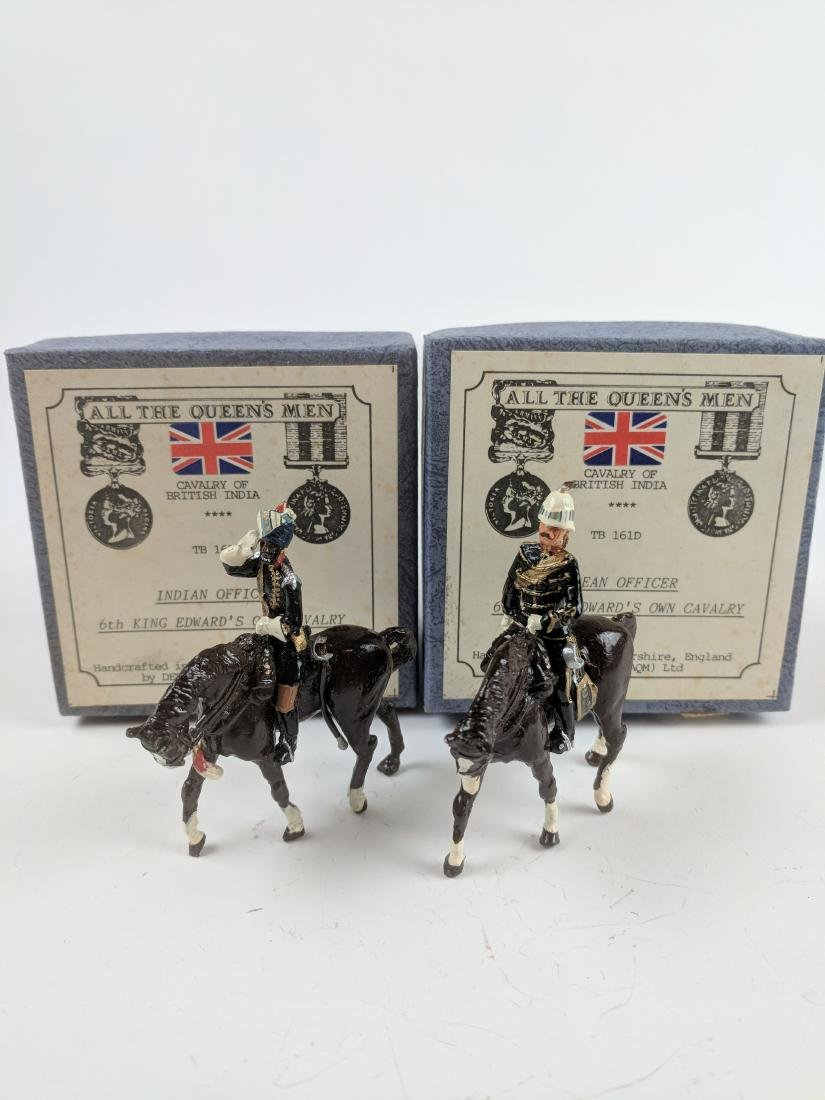 AQM TB161C&D King Edwards Own Officers