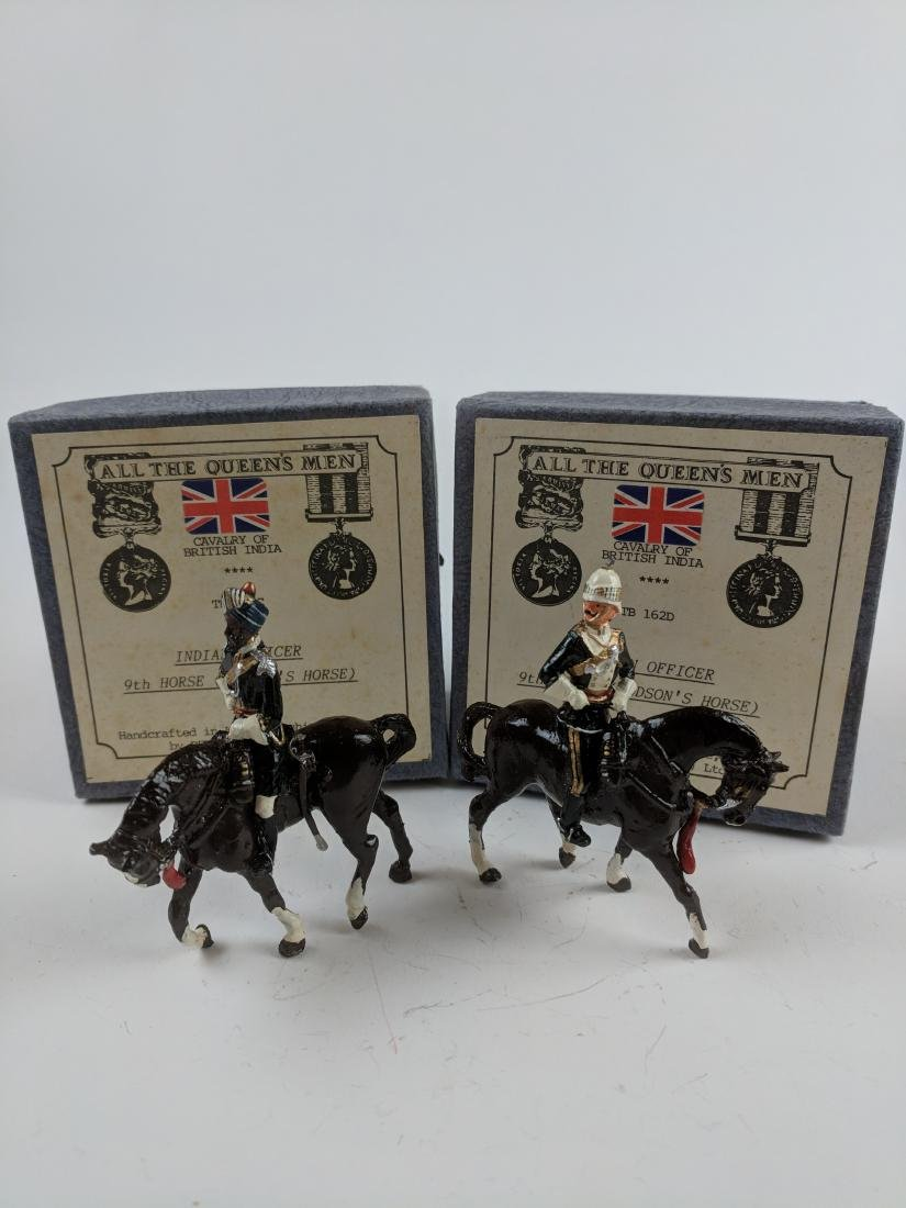AQM TB162C&D 9th Horse Officers