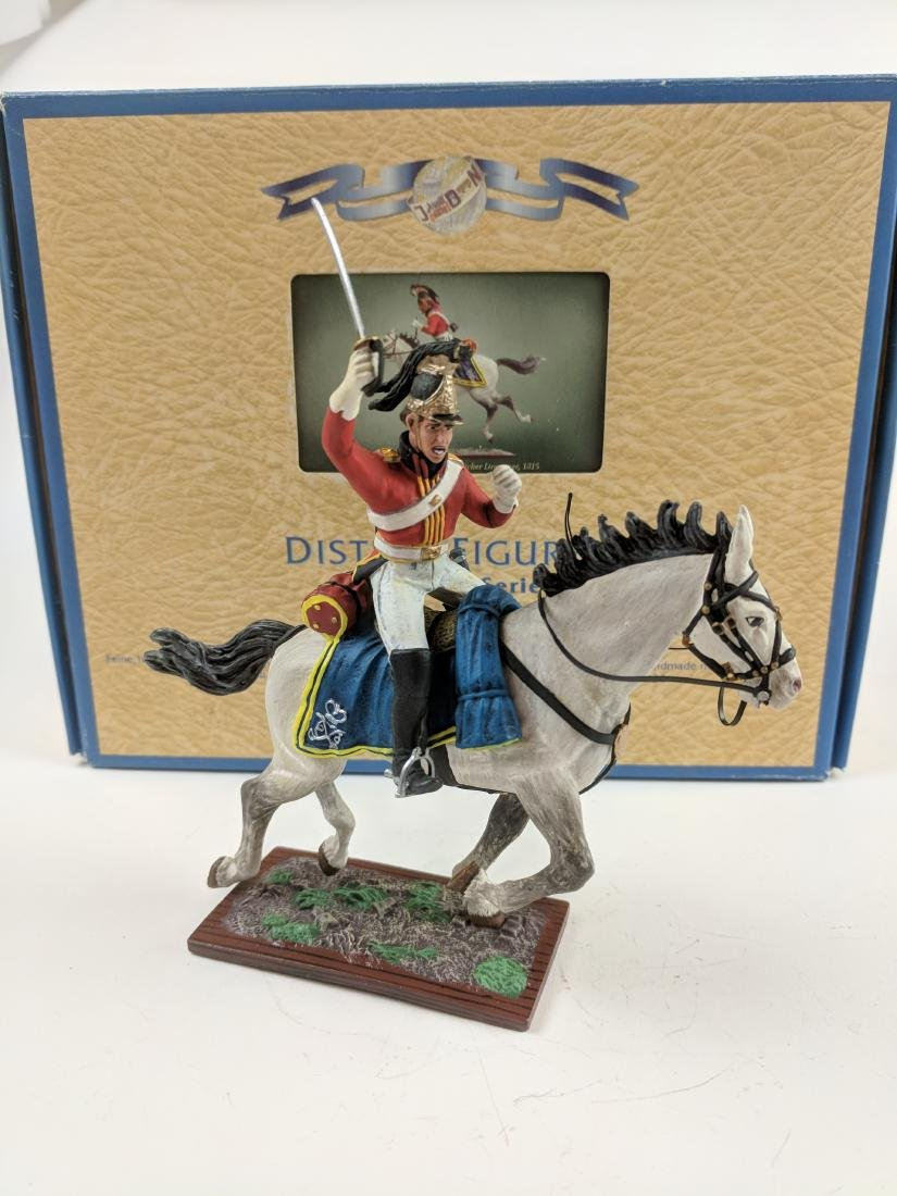 Distler Kings Dragoon Trooper 1/24 Scale
