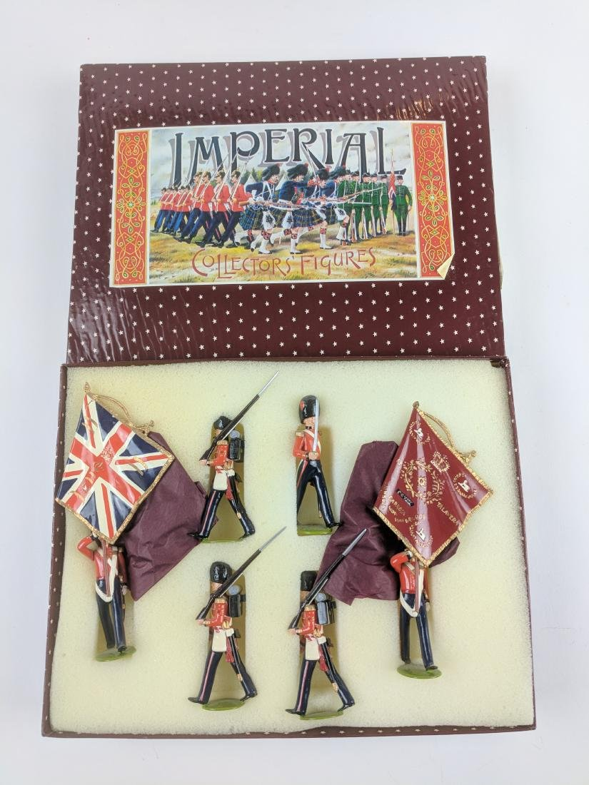 Imperial No.67 Coldstream Guards Colour Party