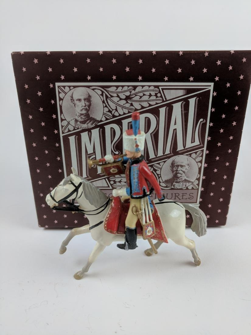 Imperial No.101 Chasseurs A Cheval Trumpeter