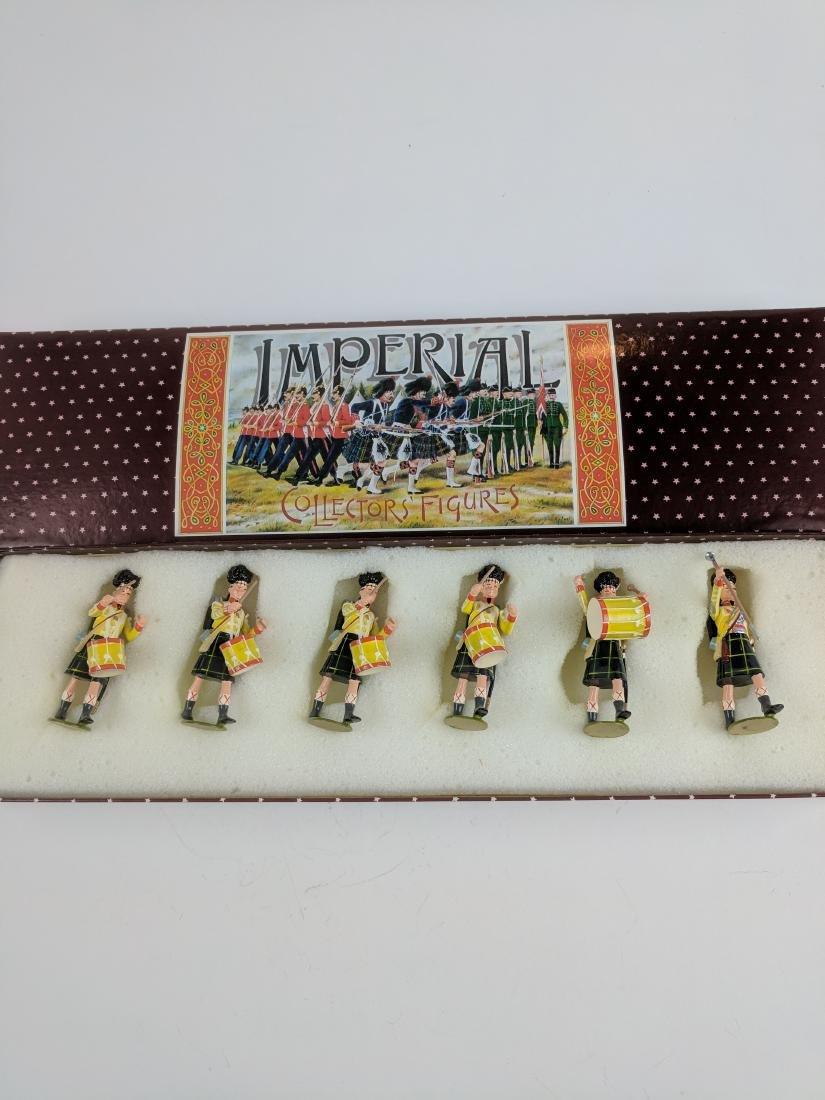 Imperial No.121A Band Gordon Highlanders 1815