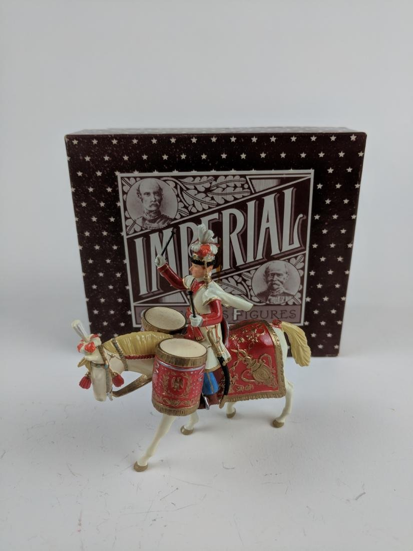 Imperial No.123 Drum Horse Polish Lancers