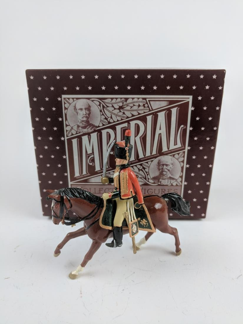 Imperial No.132 Officer 3rd Cheval-Legers